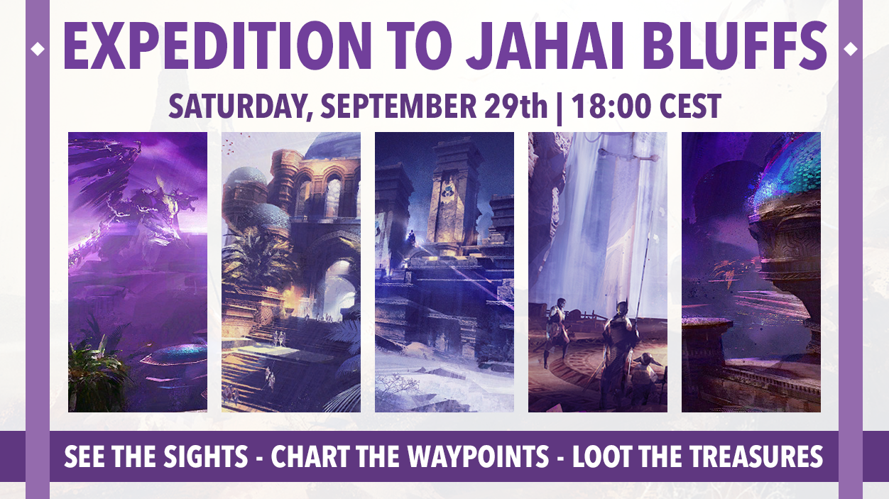 Jahai Bluffs Expedition