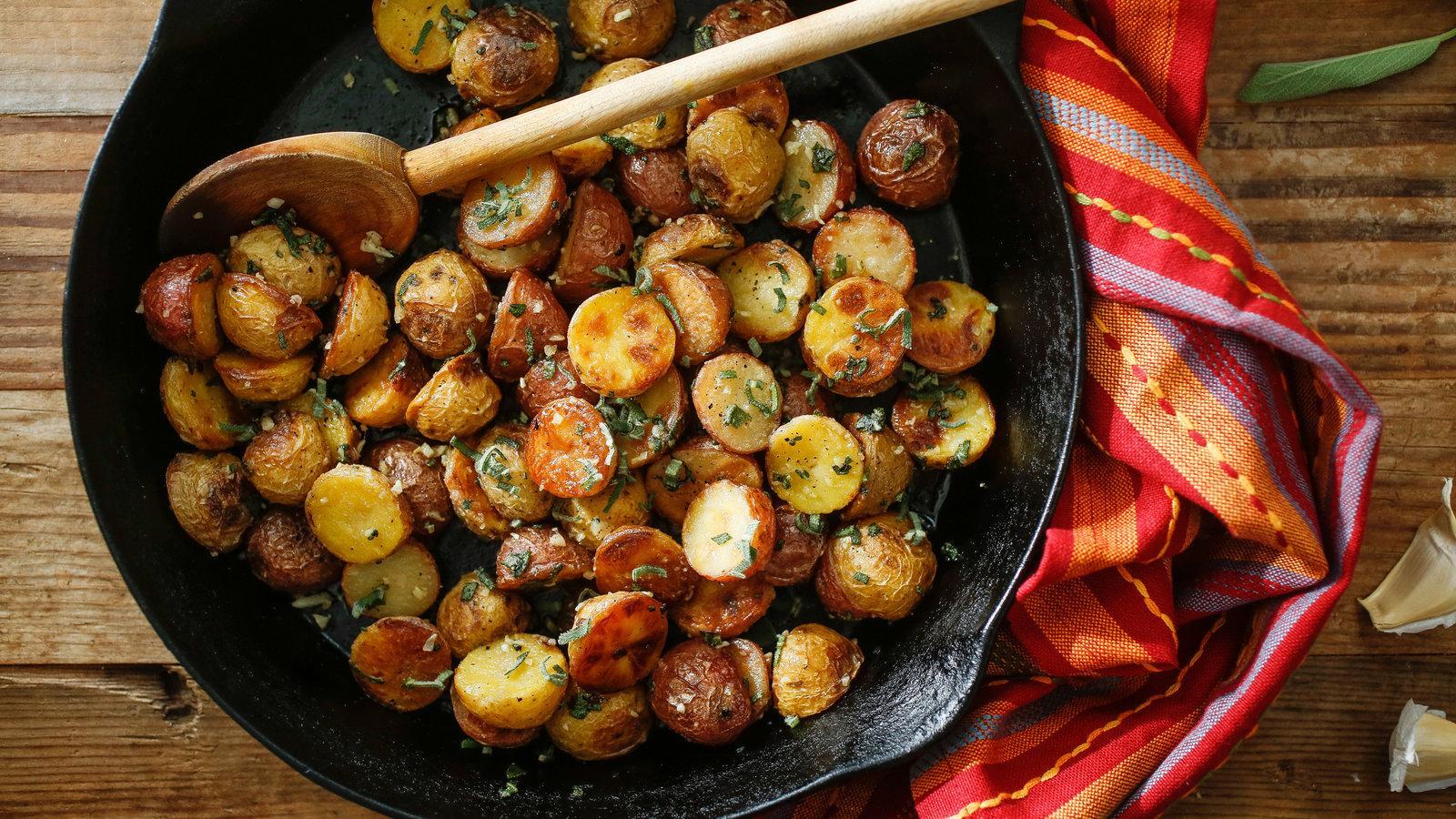 Potato Blog Post