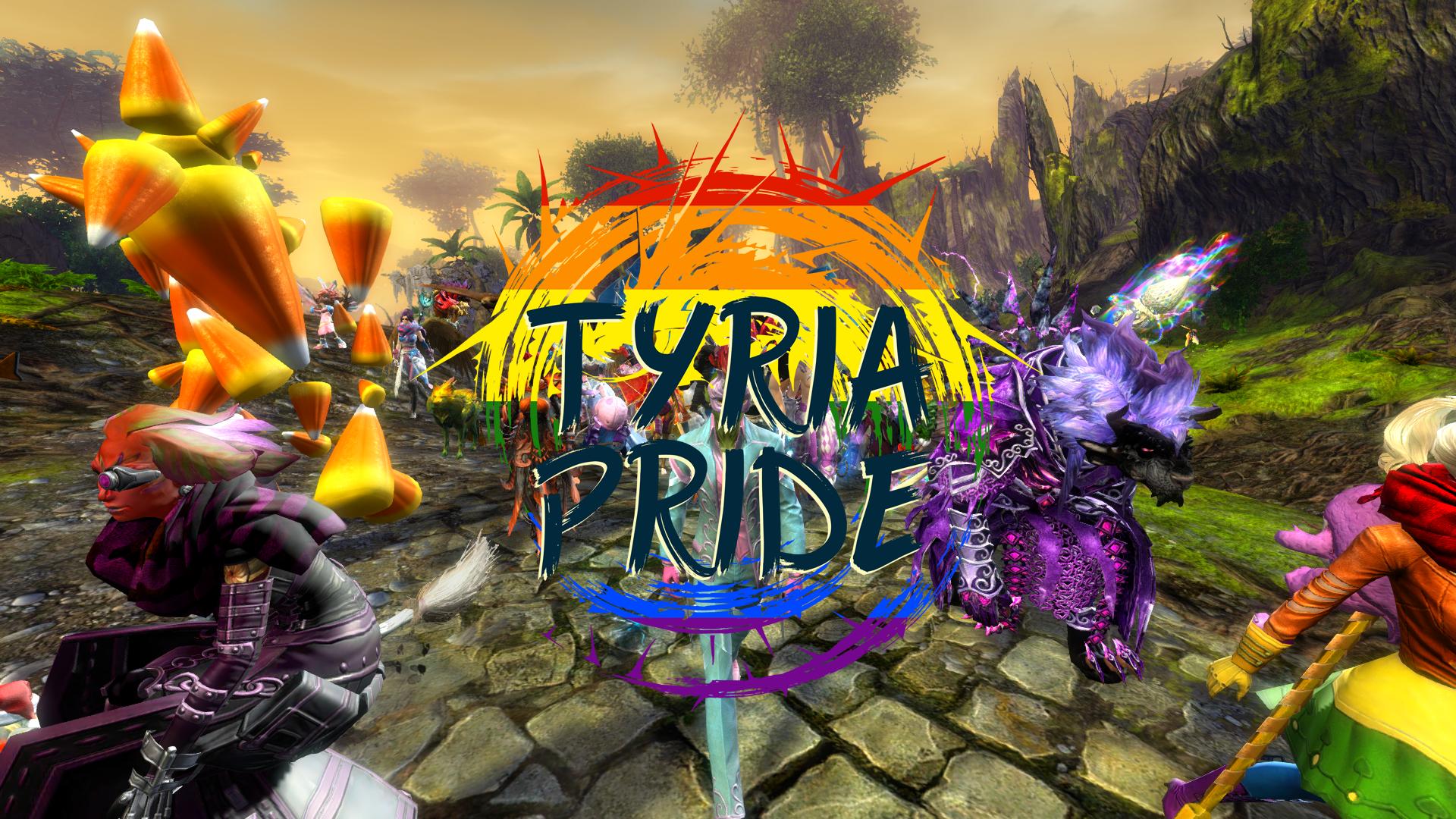 Tyria Pride HoT